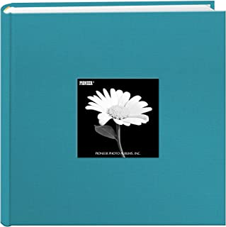 "Pioneer Pocket Fabric Frame Cover Photo Album 4"" x 6"" DA200CBFT/TB"