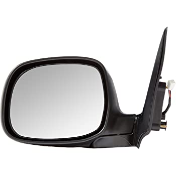 Depo 312-5442L3EC Non-Heated Mirror TOYOTA TUNDRA 03-06 DOUBLE CAB SR5 MODEL POWER DRIVER SIDE CHROME