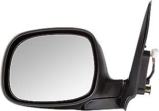 Depo 312-5442L3ECH Heated Mirror (TOYOTA TUNDRA 03-06 DOUBLE CAB SR5 MODEL POWER DRIVER SIDE CHROME)