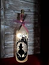 Alice in Wonderland Wine Bottle Decoration Gift