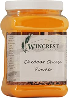 Gourmet Cheddar Cheese Powder - 4 Lb Cheese Lover's Tub