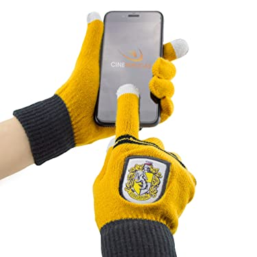 Cinereplicas Harry Potter Touchscreen Gloves for Smartphone & Tablet