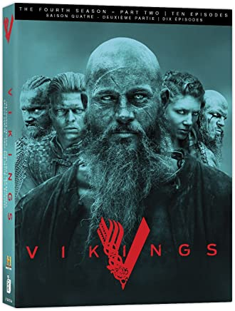 Vikings: Season 4: Part 2 (Bilingual)