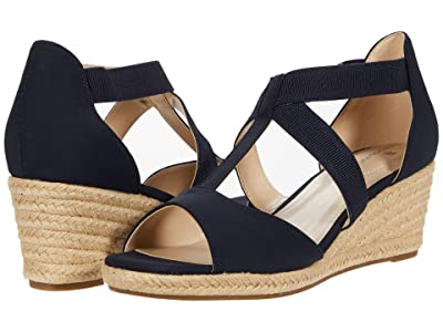 Bandolino Novana 2 (New Luxe Navy/New Luxe Navy) Women
