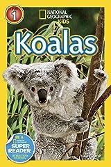 National Geographic Readers: Koalas Kindle Edition