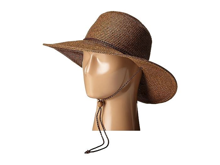 7207928d San Diego Hat Company UBM4453 4 Inch Brim Sun Hat with Twisted Adjustable  Chin Cord