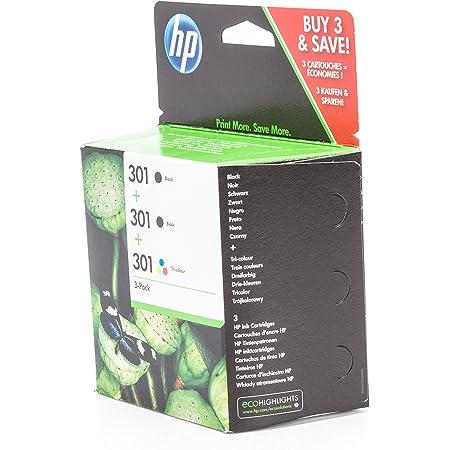 Original Hp E5y87ee 301 Ink Saving Kit Cmyk For Hp Envy 5530 E All In One Bürobedarf Schreibwaren
