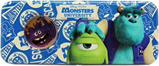 Green Sulley, Mike, and Art Monsters University Pencil Box