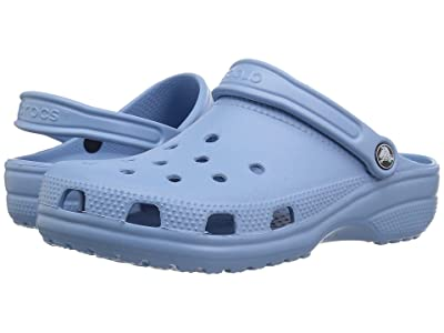 Crocs Classic Clog (Chambray Blue) Clog Shoes