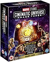 Marvel Studios Cinematic Universe Phase 3 Part 2 (6 Films) Blu-Ray