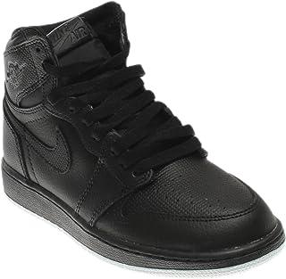 8214718db92e4 Amazon.com: Air Jordan 1 Retro Shoe - Air Jordan (Black/gold) - Nike ...