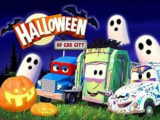 Halloween in autostad