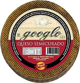 Queso Cremoso de La Mancha - Googlo Semicurado 3 Leches 3,200 KG