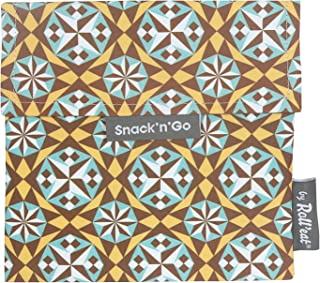 Snack'n'Go Tiles Series - Gotic, is a foodwrap & ecofriendlywrap, reusablefoodwrap or ecowrap to wrap for food
