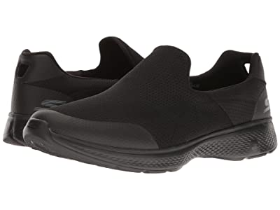 SKECHERS Performance Go Walk 4 Incredible (Black) Men