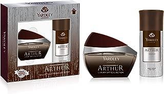 Yardley Arthur For Men EDT 100ml + Body Spray 150ml