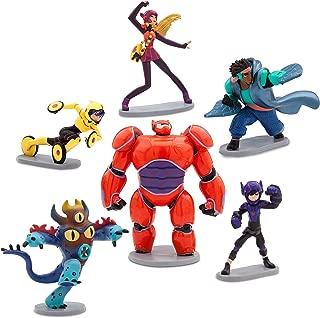 Disney Big Hero 6: The Series Figure Play Set