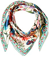 Salvatore Ferragamo - Tree Of Life Foulard