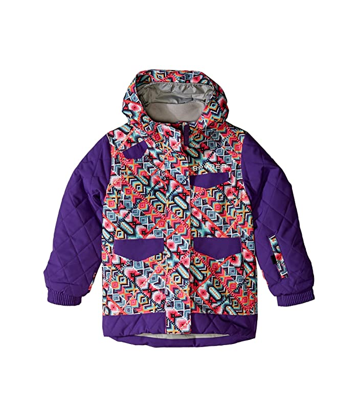 Bitsy Claire Jacket (Toddler/Little Kids) (Friends Forever Print) Girl's Clothing
