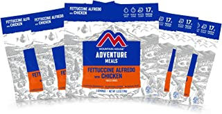 Mountain House Fettuccine Alfredo with Chicken | Freeze Dried Backpacking & Camping Food | 6-Pack
