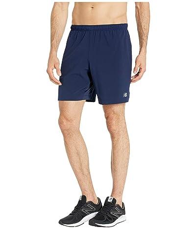 New Balance Impact Shorts 7 (Pigment) Men