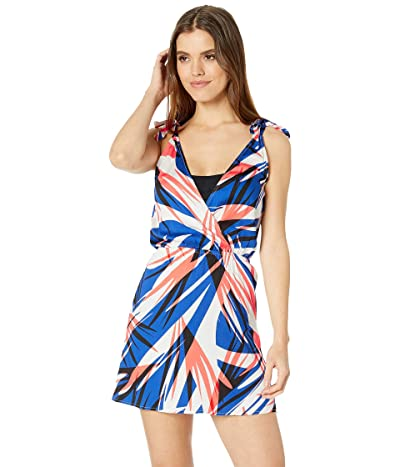 THE BIKINI LAB Sonic Boom Dress Cover-Up (Multicolored) Women