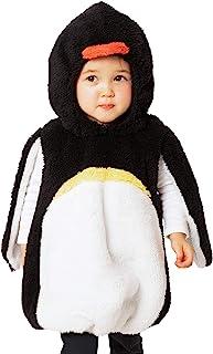 マシュマロペンギン ペンギン コスプレ 着ぐるみ ベビー 80cm (マシュマロ)