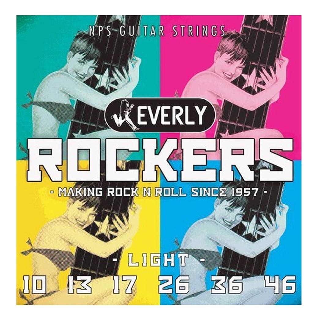 望ましい間違いなく援助Everly strings Rockers #9010 エレキギター用弦