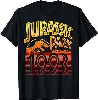 Jurassic Park 1993 Retro Poster T-Shirt