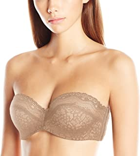 by Wacoal Women's B.Enticing Strapless Bra
