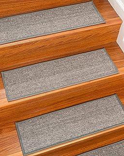 "9/""x 29/"" /""Canyon/"" PP Serged Border,Stair Treads Carpet"