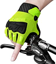 INBIKE MTB BMX ATV Motocross Mountain Bike Bicycle Cycling Gloves DH Road Racing Motorcycle Sports Gloves Half Finger Glove