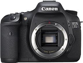10 Mejor Camara Canon Eos 7d de 2020 – Mejor valorados y revisados