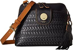 Lodis Accessories Rodeo Woven RFID Izabella Crossbody