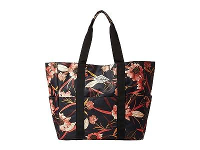 Billabong Totally Totes Tote (Coco Berry) Tote Handbags