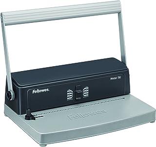 comprar comparacion Fellowes Metal 50 - Encuadernadora manual de espiral metálico, uso ocasional