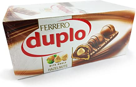 Ferrero Duplo Chocolate and Hazelnut Bars (24 Count)
