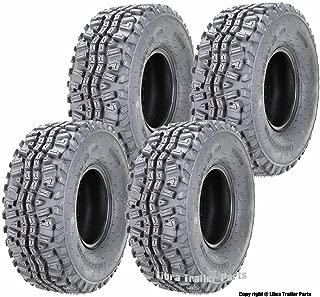 Set of 4 New ATV/UTV tires 23x11-10 6PR 10269