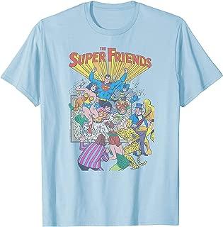 Justice League Super Friends #1 T Shirt T-Shirt