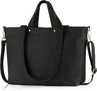 BONTHEE Work Tote, Women Shopper Large Handbag Shoulder Bag