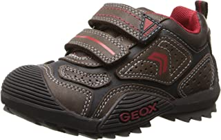 Geox JR Savage A Casual Outdoor Shoe