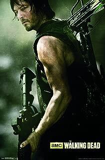 Trends International  Walking Dead Daryl Bow Wall Poster 22.375