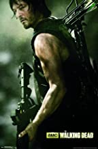 "Trends International Walking Dead Daryl Bow Wall Poster 22.375"" x 34"""