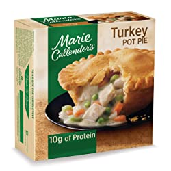 Marie Callender's Turkey Pot Pie, 15 Ounce