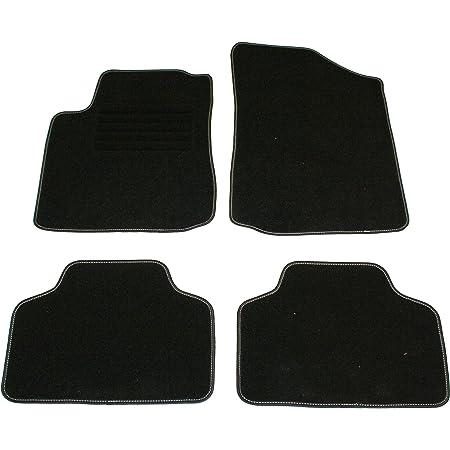 Sur Mesure DBS 1765681 Tapis Auto Tapis de sol pour Voiture Gamme One Moquette noir 600g//m/² 4 Pi/èces
