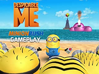 Clip: Despicable Me Minion Rush Gameplay