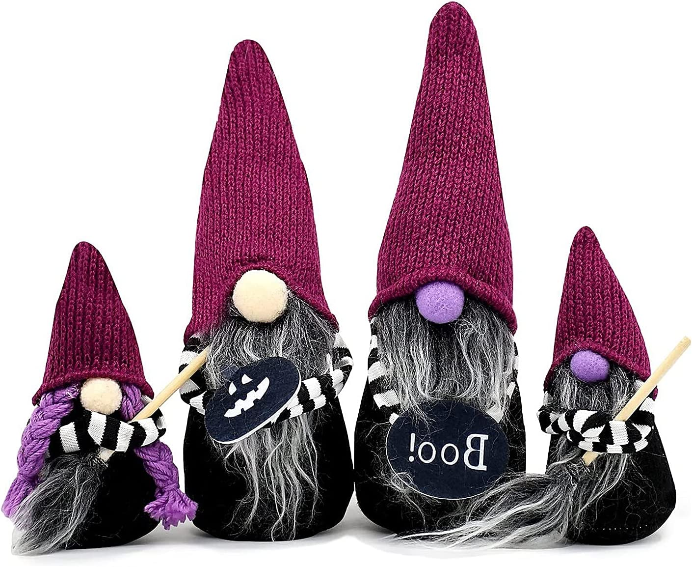 Halloween Decor Under blast sales Farmhouse Witch Sale SALE% OFF Plush Gnomes For Tier