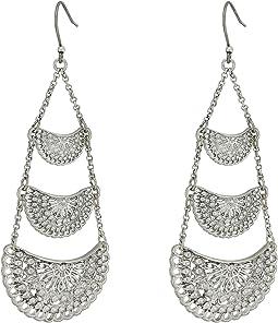 Lucky Brand - Openwork Chandelier Earrings II