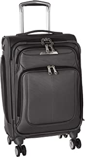 Solyte DLX Expandable Softside Luggage with Spinner Wheels