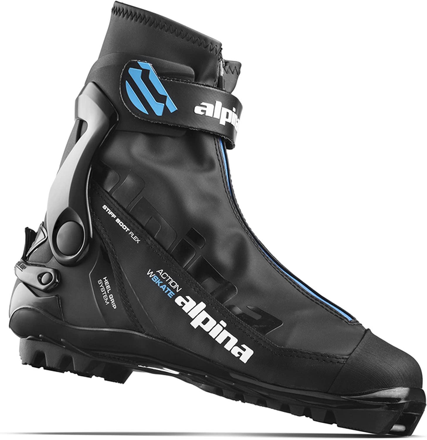 Alpina Sports Women's Ask Translated Eve Boot Country Ranking TOP6 Cross Ski Skate